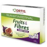 Acheter ORTIS FRUITS & FIBRES Cube à mâcher transit facile B/12 à Arcachon
