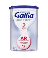 Gallia Bebe Expert Ar 2 Lait En Poudre B/800g à Arcachon