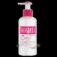 Saugella Girl Savon Liquide Hygiène Intime Fl Pompe/200ml à Arcachon