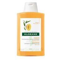 Klorane Beurre De Mangue Shampooing Cheveux Secs 200ml à Arcachon