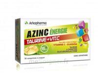 Azinc Energie Taurine + Vitamine C Comprimés à Croquer Dès 15 Ans B/30 à Arcachon