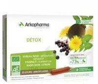 Arkofluide Bio Ultraextract Solution Buvable Détox 20 Ampoules/10ml à Arcachon