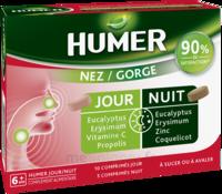Humer Nez/gorge Jour&nuit 15 Comprimés à Arcachon