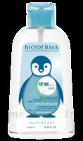 Abcderm H2o Solution Sans Rinçage Nettoyante Bébé Fl Pompe/1l à Arcachon