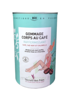 Secrets Des Fées Poudre Gommage Corps Au Café Raffermissant B/200g à Arcachon