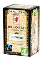 Plantasia The Noir Tchai Bio 100g à Arcachon