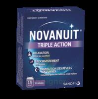 Novanuit Triple Action Gélules B/30 à Arcachon