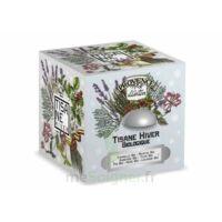 Tisane Be Cube Hiver Bio à Arcachon