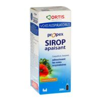 Ortis Propex Sirop Apaisant 200ml à Arcachon