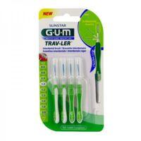 Gum Trav - Ler, 1,1 Mm, Manche Vert , Blister 4 à Arcachon