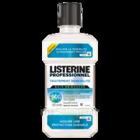 Listerine Professionnel Bain Bouche Traitement Sensibilité 500ml à Arcachon