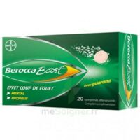 Beroccaboost Comprimés Effervescents B/20 Promo 2€ à Arcachon