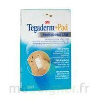 Tegaderm + Pad, 5 Cm X 7 Cm , Bt 10 à Arcachon