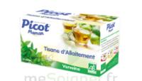 Picot Maman Tisane D'allaitement Verveine 20 Sachets à Arcachon