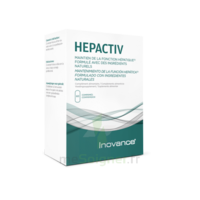 Inovance Hepactiv Comprimés B/60 à Arcachon