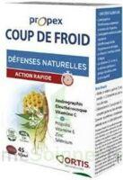 Ortis Propex Coup De Froid B/45 à Arcachon