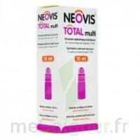 Neovis Total Multi S Ophtalmique Lubrifiante Pour Instillation Oculaire Fl/15ml à Arcachon