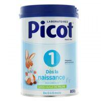 Picot Standard 1 Lait Poudre B/800g à Arcachon