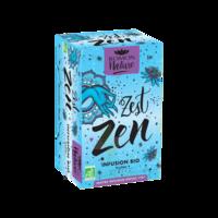 Romon Nature Infusion Zest Zen Bio 16 Sachets à Arcachon