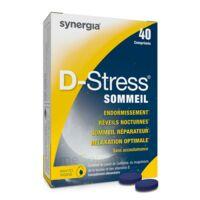 D-stress Sommeil Comprimés B/40 à Arcachon