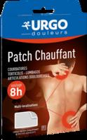 Patch Chauffant Decontractant Urgo X 2 à Arcachon
