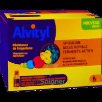Alvityl Resist Solution Buvable 8 Fioles à Arcachon