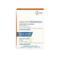 Ducray Anacaps Progressiv Trio 3x30gélules à Arcachon
