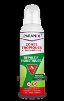 Paranix Moustiques Lotion Zones Tropicales Aérosol/125ml à Arcachon
