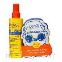 Bariésun Spray Enft Spf50+ 200ml + Serviette Plage à Arcachon