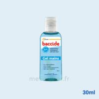 Baccide Gel Mains Désinfectant Sans Rinçage 30ml à Arcachon